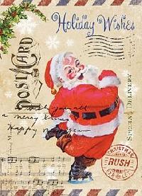 Christmas Postcards- International