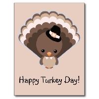 Make Kawaii Thanksgiving Deco