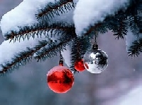 $1.00 Christmas Ornament Swap