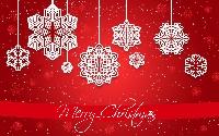 Christmas Card-Glitter
