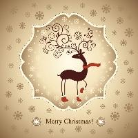 CHRISTMAS GREETING CARD SWAP - USA
