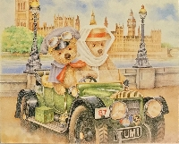 Children's Book Illustration Postcards #29