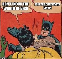 BHS Christmas 🎄🎅🎁
