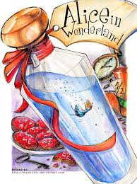 ATC: HD/HP Alice in Wonderland