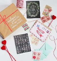 Happy Mail, Yay! - Valentine's Day #2