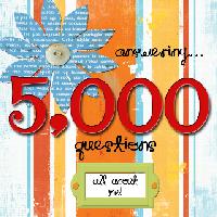 5000 Question Survey Part 1 {1~100}