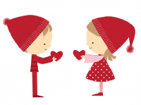 AMMM: Fill my mailbox with Valentines