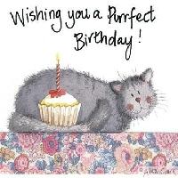 April Birthday Card