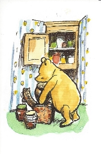 National Winnie-the-Pooh Day!