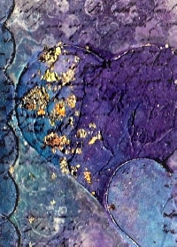 Artisan ATCs - Purple ATC