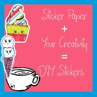 Handmade Sticker Swap
