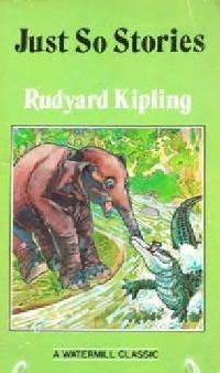 Rudyard Kipling 'Just So' Stories Postcard
