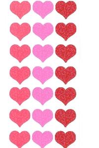PH: Valentine Decorated Envie + 3 Pcs