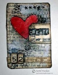 ATC: Hearts