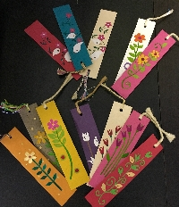 USAPC: Hand Crafted Bookmarks (2)