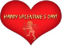 Easy Valentine card swap! USA Quick turnaround!