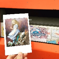 IS: Postcard swap: myths, legends & fairytales