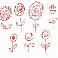 Doodle me a Flower! PC INT