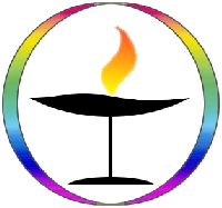 Unitarian Universalist Chalice Postcard Swap