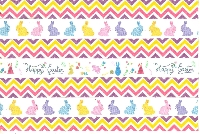 AMMM: Easter Washi Covered Postcard