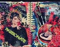 Mini Handmade Art Journal R34