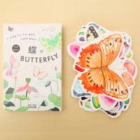 BL: Handmade Butterfly Greeting Card - US