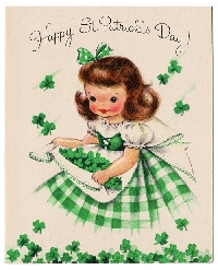 SMSUSA:  St. Patricks Day Card & Green Surprise!
