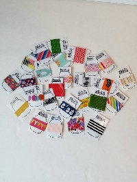 WOW: Washi Sample Bags