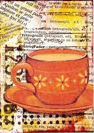 Coffee Themed ATC & Mail Art USA