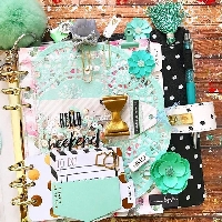4 GREEN Things for my Planner!