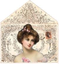 Mae - Vintage looking
