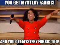 FF: Mystery Spring Fabric Swap-US Only