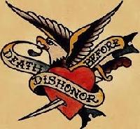 ATC - Sailor Jerry Flash Tattoo