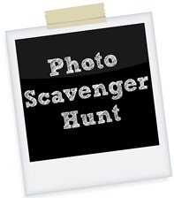 Photo Scavenger Hunt - March