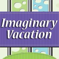 Imaginary Vacation Postcard Swap