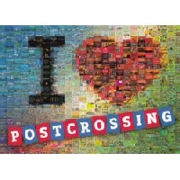 Postcrossing Obsessed?! 55!