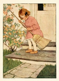 VJP: Jessie Wilcox Smith Illustration