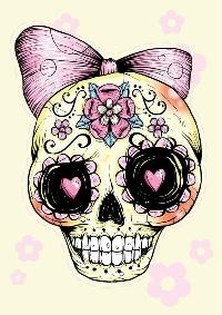 Halloween Profile Theme III: Sugar Skulls!