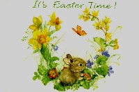 PH:  2 PCs + an Easter Greeting Card
