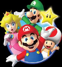ATC - Super Mario (Hand drawn only)