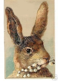 AACG: Woodland Critters ATC: Rabbit