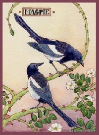 AACG:  Let's Try a Magpie Journal!
