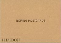 Boring or dull postcard