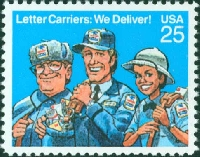 WIYM: Note with postal story and special surprise