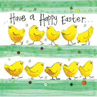 Easter Card & Flat Surprise ~ INT