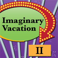 Imaginary Vacation Postcard Swap II