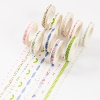 Slim Washi Tape