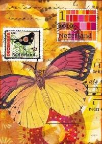 5/5 USA Postage Stamp ATC's