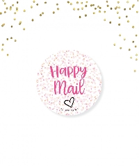 Happy Mail #1 - Pink