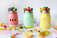 Whimsy Jar: A Summertime Welcome!